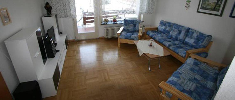 סלון ב-דירת נופש 5 חדרים