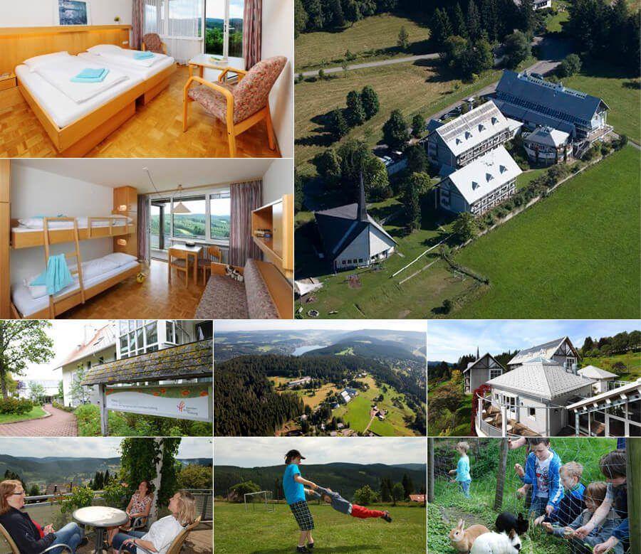 מלון משפחותכפרי בטבע