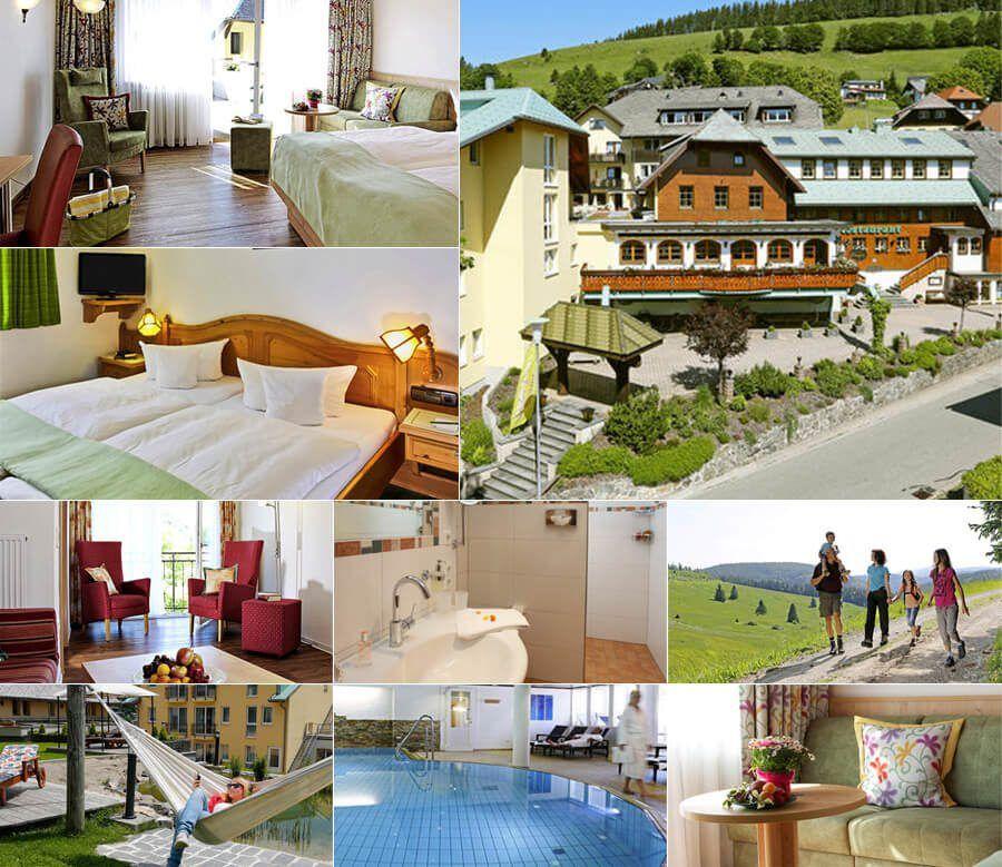 מלון כולל בריכה וספא המותאם למשפחות