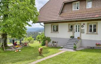 בית חווה בטיטיזי גרמניה