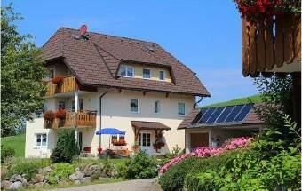 בית חווה ביער השחור בגרמניה