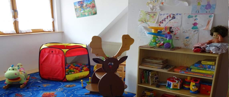 חדר משחקים לילדים