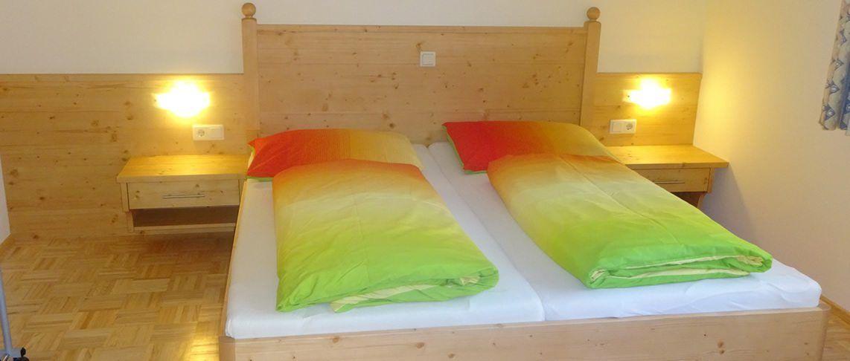 חדר שינה זוגי