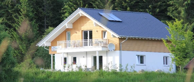 דירות נופש ביער השחור GBF0078
