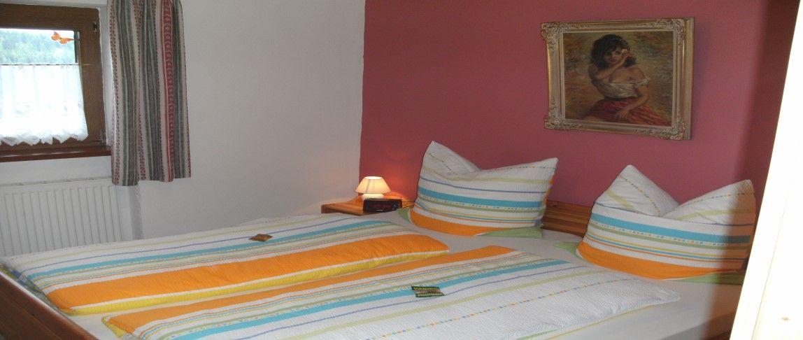 חדר שינה דירה 2