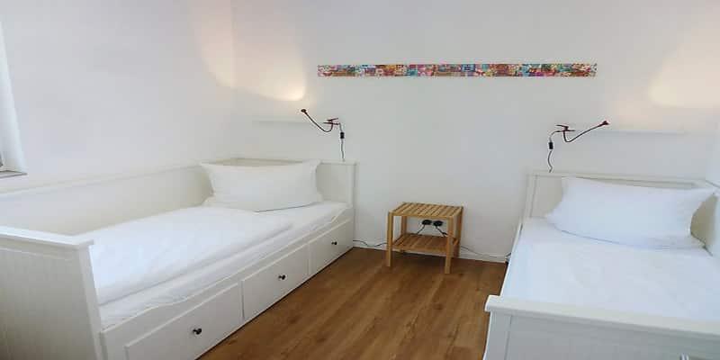 סופיה חדר שינה