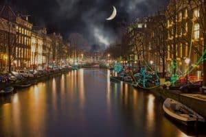 חופשה חלומית בהולנד
