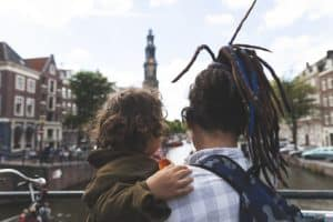 דוגמא לבילוי בהולנד עם הילדים שלכם